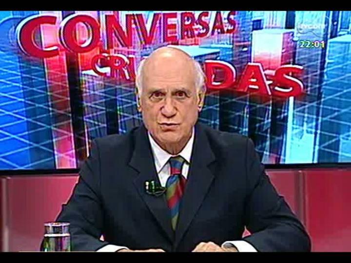 Conversas Cruzadas - Avaliação do inquérito policial sobre o incêndiona boate Kiss, em Santa Maria - Bloco 1 - 22/03/2013