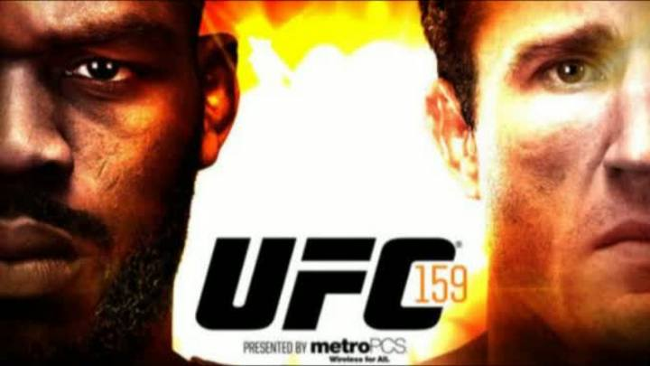 Jon Jones vs. Chael Sonnen no UFC 159, neste sábado