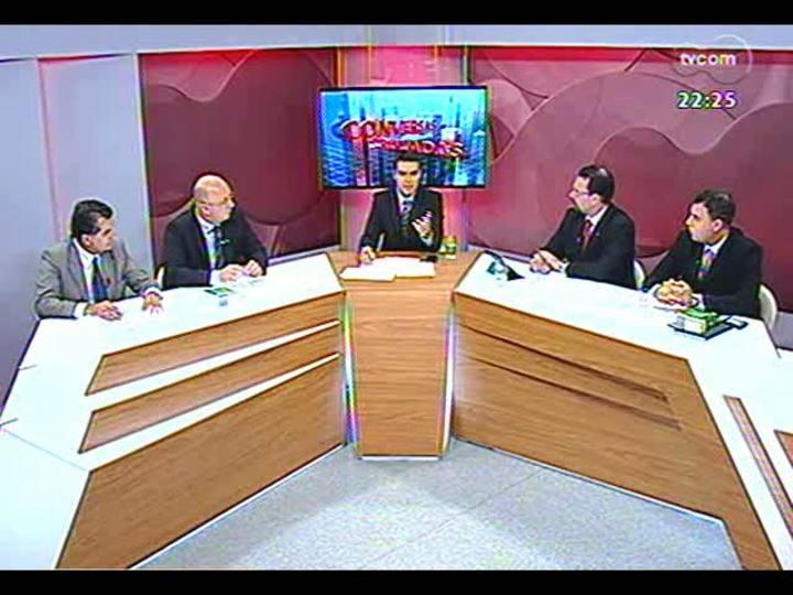 Conversas Cruzadas - Debate sobre os réus condenados pelo mensalão que entraram com recursos para reduzir penas - Bloco 2 - 03/05/2013