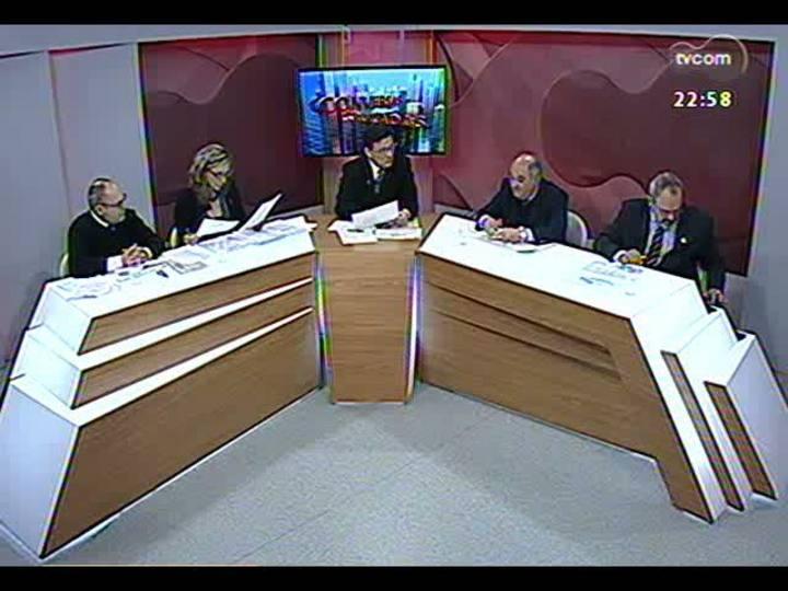 Conversas Cruzadas - Debate sobre a questão tarifária do transporte coletivo de Porto Alegre - Bloco 3 - 21/05/2013