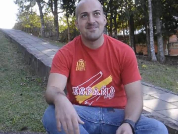 Copa das Confederações - espanhol busca oportunidade em Caxias do Sul