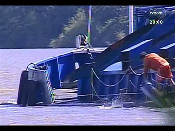 TVCOM 20 Horas -Informações sobre as primeiras mortes por Gripe A no RS - Bloco 3 - 11/06/2013