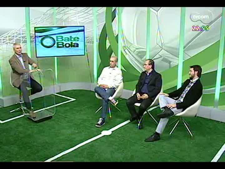 Bate Bola - Estreia do Brasil na Copa das Confederações e novidades da dupla Gre-Nal - Bloco 5 - 16/06/2013
