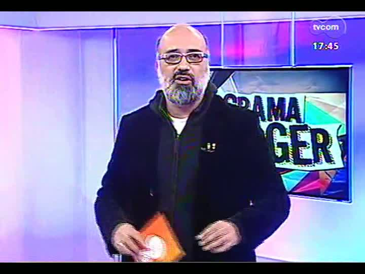 Programa do Roger - Confira a apresentação das Mariposas Cantantes - bloco 1 - 02/07/2013