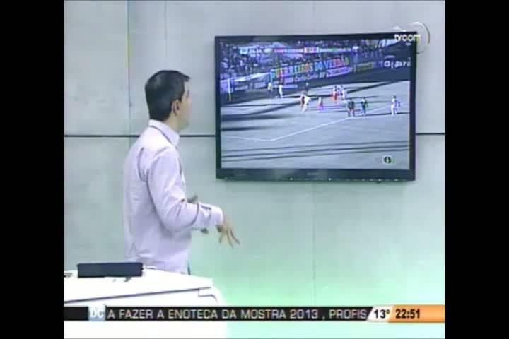 Bate Bola - Comentários do jogos entre Paysandu x Joinville e Chapecoense x Guaratinguetá - 4º Bloco - 11-09-2013