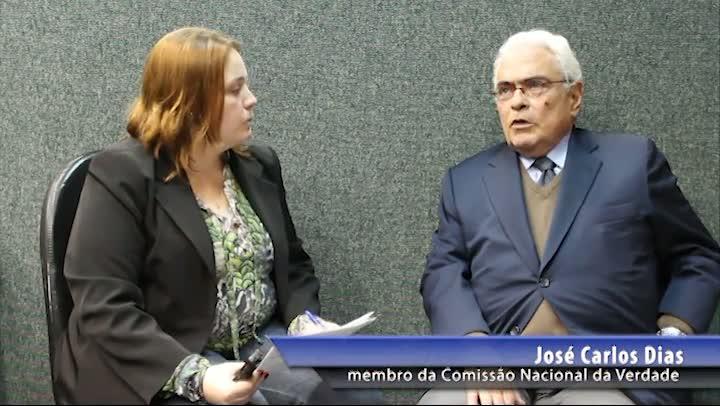 Conversa Política: José Carlos Dias, membro da Comissão Nacional da Verdade