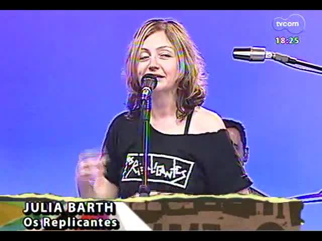 Programa do Roger - Um bate papo e a música dos Replicantes, com a participação de Gerbase - bloco 4 - 06/09/2013