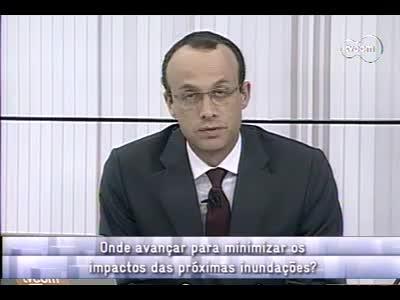 Conversas Cruzadas - Chuvas em Santa Catarina - 3º bloco – 23/09/2013