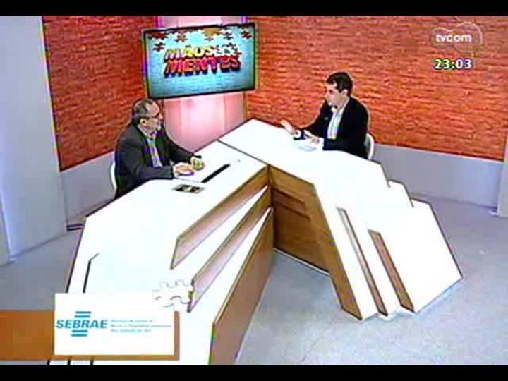 Mãos e Mentes - Secretário de Comunicação do RS, João Ferrer - Bloco 1 - 06/10/2013