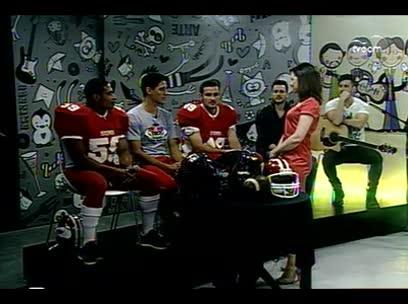 TVCOM Tudo Mais – Futebol Americano - 2º bloco – 09/10/2013