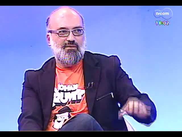 Programa do Roger - Ian Ramil fala de show no Renascença - bloco 2 - 10/10/2013