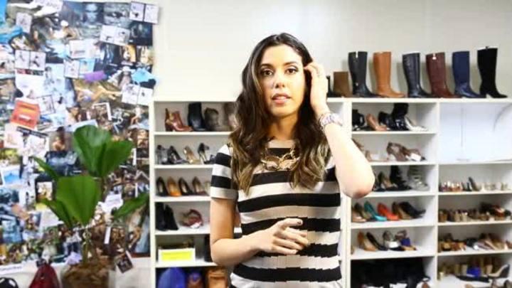 Camila Coutinho, do blog Garotas Estúpidas, conversa com Donna e monta looks para a nova temporada
