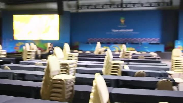 Costão do Santinho receberá Congresso Técnico da Fifa