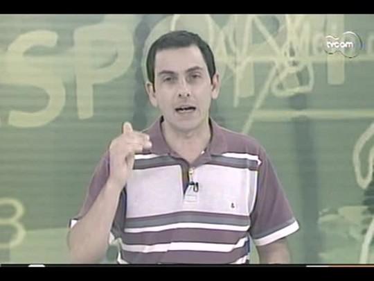 TVCOM Esportes - 3º bloco - 12/03/14