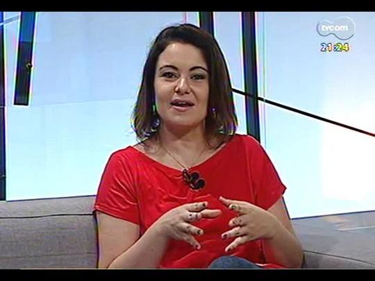 TVCOM Tudo Mais - Designer italiana vem a Porto Alegre