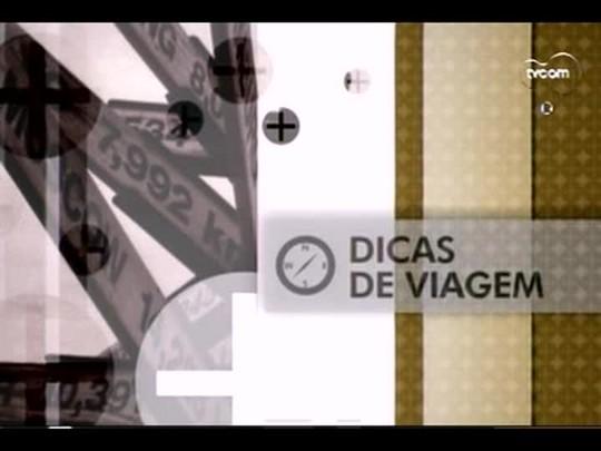 TVCOM Tudo+ - Dicas de viagem - 02/04/14