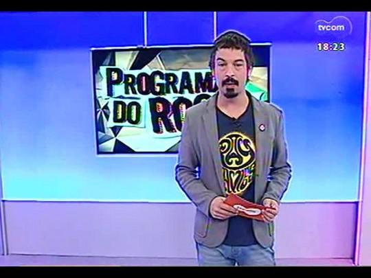 Programa do Roger - Banda Inocentes - Bloco 4 - 14/04/14