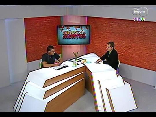 Mãos e Mentes - Paratleta Carlos Alerto Oliveira - Carlão - Bloco 2 - 16/04/2014