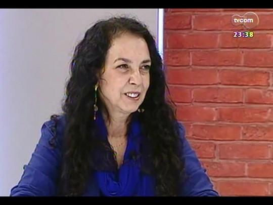 Mãos e Mentes - Neurocientista e pesquisadora da UFRGS Angela Wyse - Bloco 3 - 08/05/2014