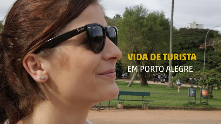 Vida de turista em Porto Alegre