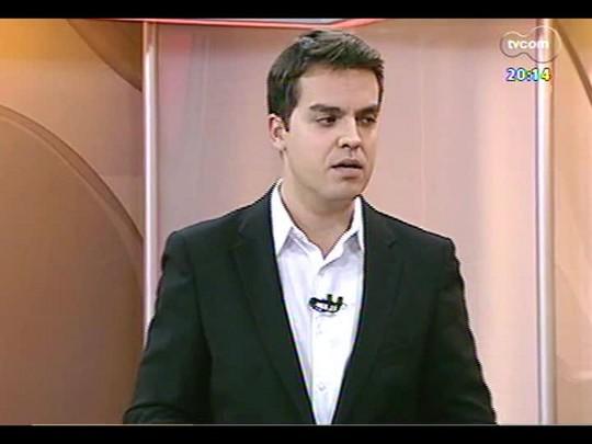 TVCOM 20 Horas - A agenda de Dilma em Porto alegre e o novo hopsital da Restinga - Bloco 2 - 06/06/2014