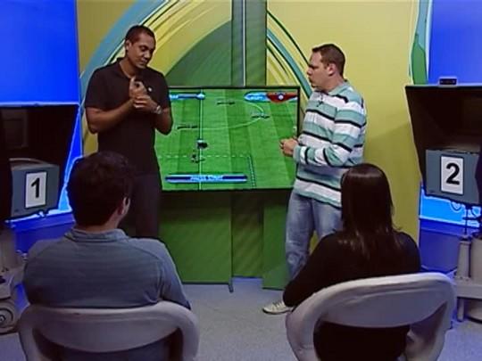 Taça Virtual: França x Honduras