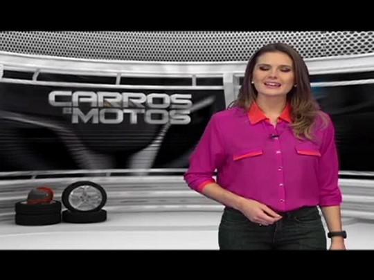 Carros e Motos - As novidades da Mercedes e Yamaha - Bloco 3 - 22/06/2014