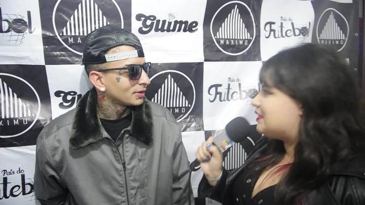 #LaCopa entrevista MC Guime, o dono do hit da Copa