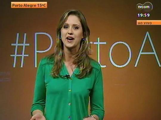 #PortoA - Sol leva porto-alegrenses ao parque no final de semana