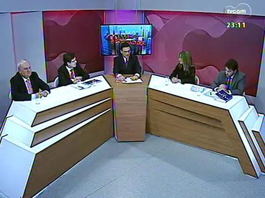 Conversas Cruzadas - Justiça suspende acordo de diminuição de jornada em Caxias: O que precisa mudar nas negociações trabalhistas? - Bloco 4 - 01/08/2014