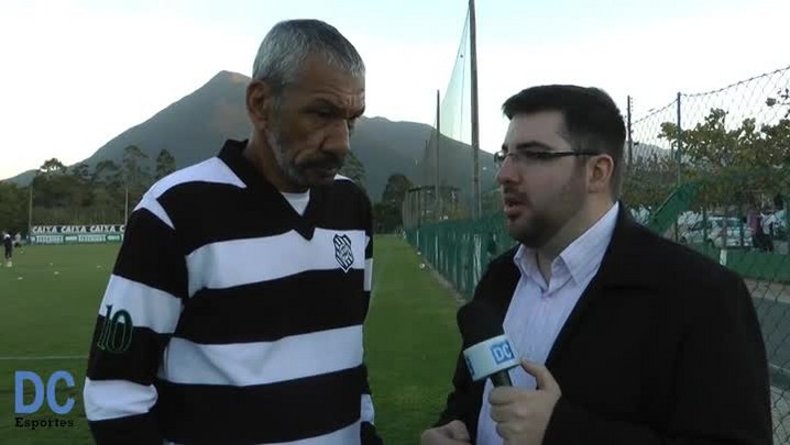 DC Esportes em Pauta: ídolo do Figueirense, Albeneir analisa o momento alvinegro