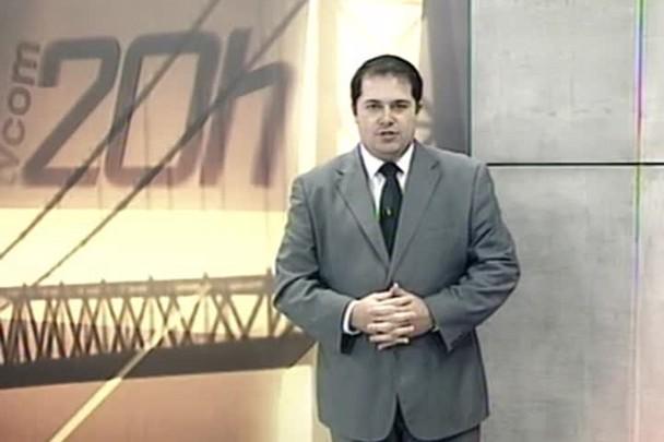 TVCOM 20 Horas - Capital adere à Política Nacional para população em situação de rua - 1º Bloco - 08/08/14