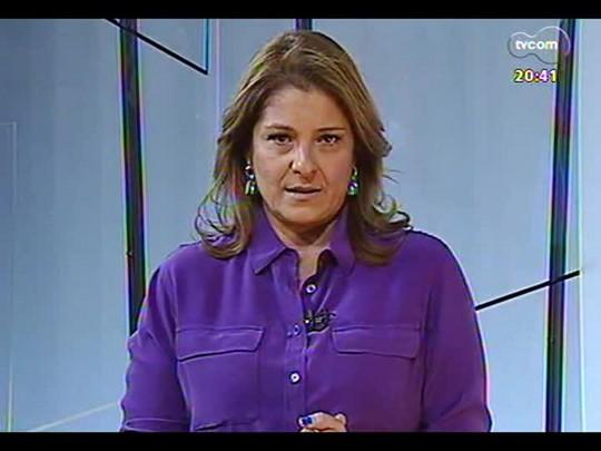 TVCOM Tudo Mais - \'Caminhada das Vitoriosas\' busca chamar a atenção para incidência do câncer de mama