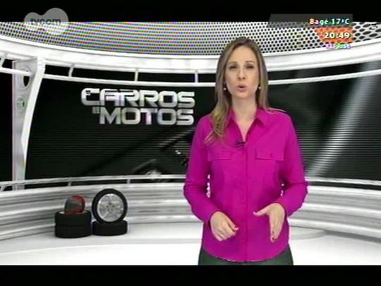 Carros e Motos - Espelhamento automotivo: conheça passo a passo o processo que deixa a pintura do seu carro com aspecto renovado - Bloco 3 - 12/10/2014