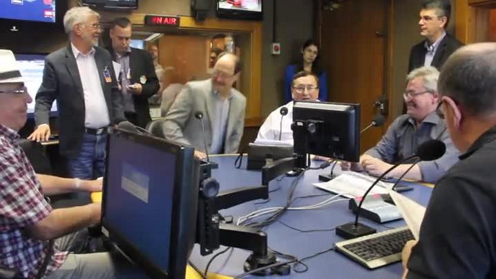 Confira como foi a participação de José Ivo Sartori no Sala de Redação