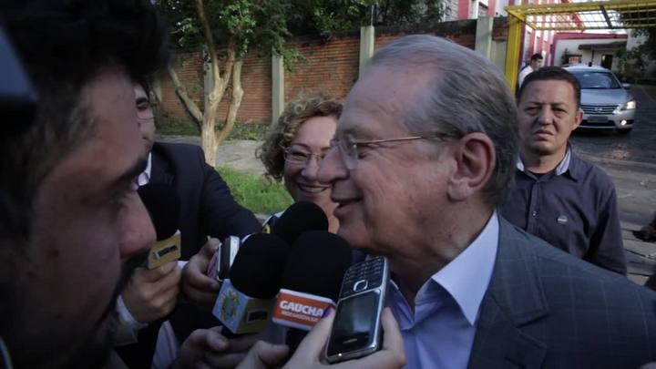 #LaUrna: um autógrafo para o governador