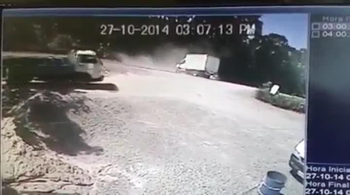 Acidente mata três pessoas na BR-470 em Pouso Redondo