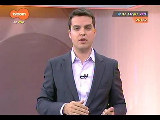 TVCOM 20 Horas - Sistema de ar-condicionado do HPS continua estragado - 05/11/2014