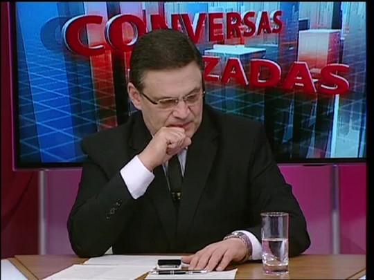 Conversas Cruzadas - Como vai a economia do país? - Bloco 04 - 25/11/2014