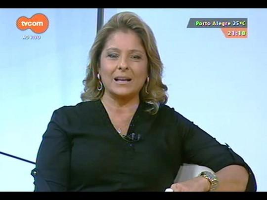 TVCOM Tudo Mais - Rosane Tremea fala sobre planejameno de viagens