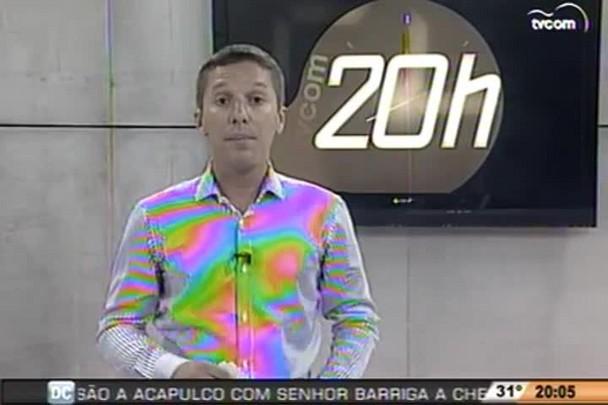 TVCOM 20h - Irmão do empresário morto no México deve voltar neste domingo para a Capital - 14.1.15