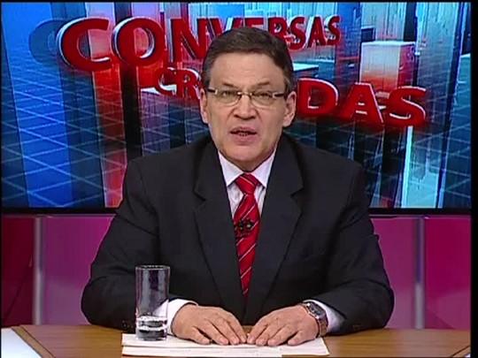 Conversas Cruzadas - Segurança Pública - Bloco 4 - 23/01/15