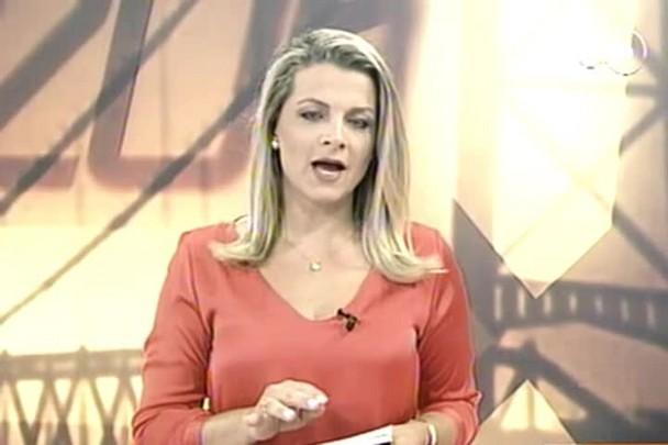 TVCOM 20h - Trechos da BR 101 em Joinville e Barra Velha estão passando por obras - 4.2.15