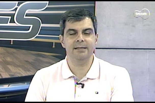 TVCOM Esportes - O jogo do líder contra vice-líder - 13.02.15