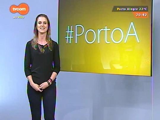 #PortoA - \'Guia de Sobrevivência Gastronômica de Porto Alegre\' confere a rabada do Gambrinus, no Mercado Público - 29/03/2015
