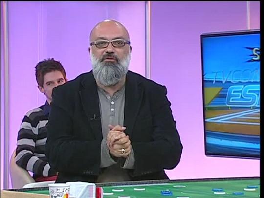 Super TVCOM Esportes - Gilberto Gil e o futebol - 26/06/15