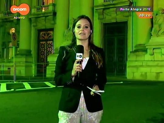 TVCOM 20 Horas - Articulação política de Sartori vence por um voto e alíquotas de ICMS serão elevadas em 2016 - 23/09/2015