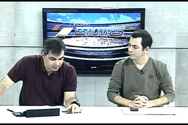 TVCOM Esportes. 4ºBloco. 20.10.15