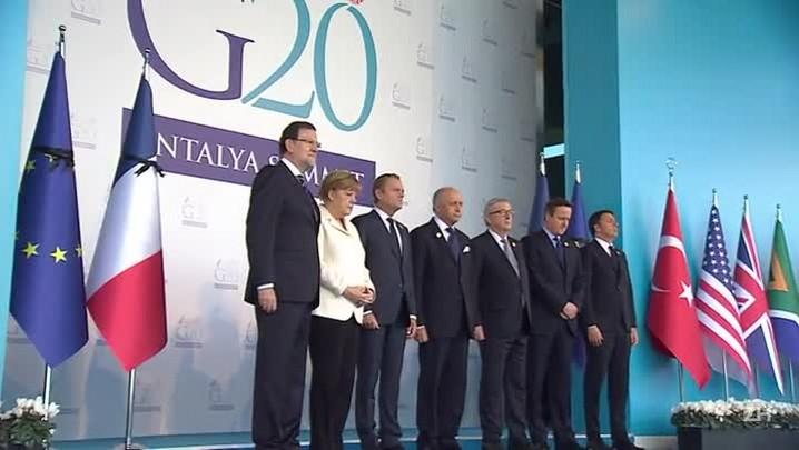 G-20 decide por medidas conjuntas contra o terrorismo