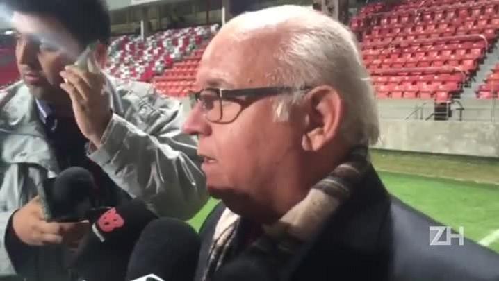 Bolzan fala sobre derrota do Grêmio na estreia